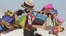 Prázdninové nakupování v zahraničí
