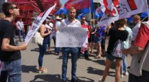 ORPEA (sesterská firma SENECURY) v Polsku demonstruje