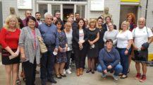 Členové UZO se sešli s Janou Maláčovou